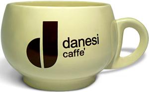 Гигантская чашка Danesi