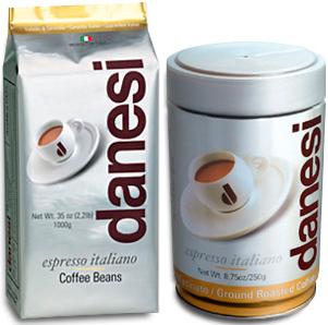 Кофе Danesi Gold