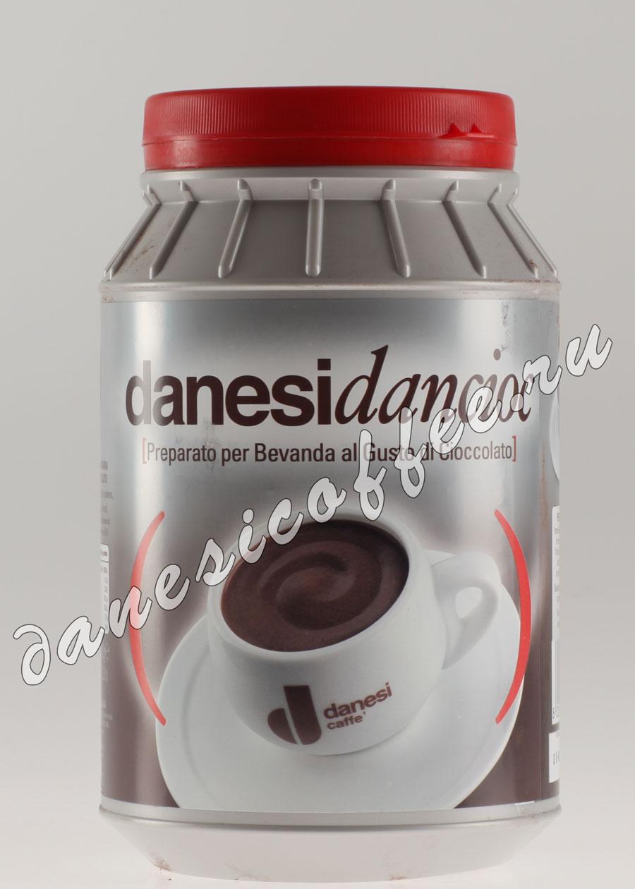 Горячий шоколад Danesi Dancioc (Данези Данчиок) 1кг