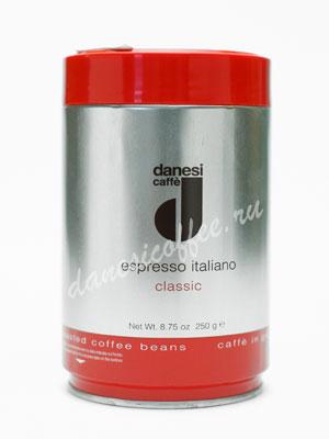 Кофе Danesi в зернах Gold 250 гр